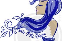 Zeta Phi Beta  / by Valerie McKinney-Keys