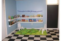 Daycare ideas / by Becky Frasz