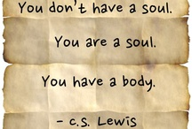 C. S. Lewis / by Joyce Gray