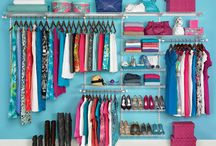 Разбор гардероба / Closet organizing