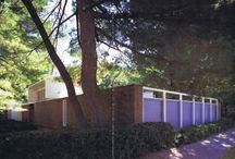 Josep Lluis Sert. Sert House