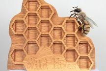 raft pentru miere
