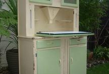 Kitchens / Stoves Antique & Vintage