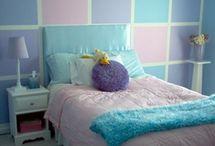 Calandra's new room / by Cassie Davis
