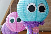 Kidsparty / Ideeën voor een feestje met waterthema
