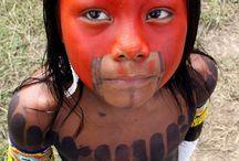 índios / by fernanda filgueiras