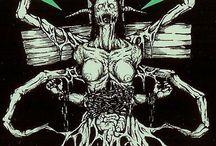 death metal / inspirações