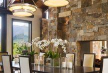 INT : dinning room / by bijou sage