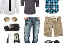 What to Wear - Senior Guys