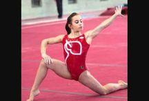 Gymnastic floor music