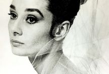 Audrey Hepburn / by Fashion Gone Rogue