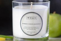 WHAX An Exiting New #UK #Candle Brand For 2017