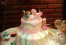 Mini Pony Temática - Evento Infantil / Candy Bar y Mesa Dulce
