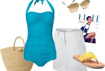 Summer Fashion / Ideas and Inspirations for that summer look