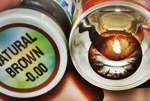 Natural 14.5mm Contact Lenses / Shop now at http://shop.jeanmonique.com <3 Thanks loves! <3 #Anthea