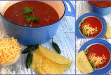 Soups / by Pink Polka