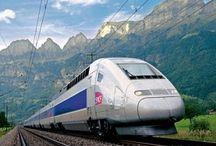 Vacanta cu trenul / Bilete de tren pentru o vacanta cu trenul in Europa