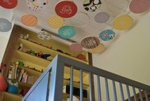 Ideas for kids' rooms - when they aren't all sharing
