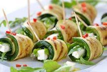 Plats (aubergines, courgettes, quinoa ...)