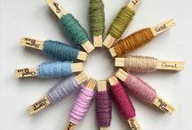 Crochet: Colour combinations