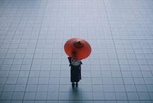 Umbrella Photoshoot