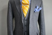 Distinguished men / Men's suits
