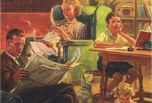 Vintage Family Life