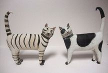 figurines animals