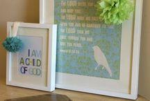 baby gift ideas / by Deana McGarr