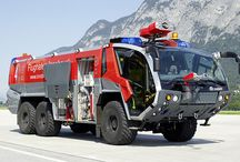 Vehículos Para Combate de Incendios