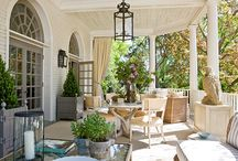 P is for Porches and Patios / by Wendy Grisham
