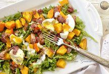 Recepty saláty