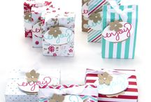 *Envelopes, Bags, Bows, Boxes, 3D / by Valerie Peterson