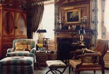 English interior