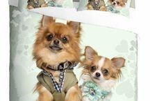 Dog Duvet Covers