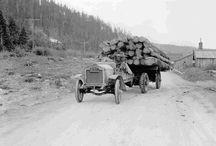Vintage Logging / by Sherry Truman
