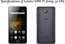 Lenovo VIBE P1 (Grey, 32 GB) / Lenovo VIBE P1 (Grey, 32 GB) General Features, Performance, Display, Camera, Memory Storage, Data & Connectivity, Battery and Other Specification information.