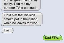 Makes me Laugh / by Kristin Favor