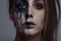 makeup / oog