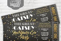Great Gatsby New Years
