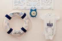 Welcome Aboard Nursery