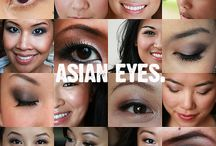 Make-up for Gorgeous Asian Eyes