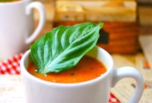 Soup = my husband's fav meal