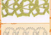 Crochet/Edgings