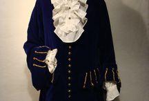 Vêtements cosplay trouvés à droite à gauche... / Vêtements anciens ou inspirés de vêtements anciens ou de films, série tv, folklore ou légendes.