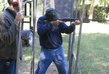 shooting sports / shooting sports:  cowboy action, trap shooting, sporting clays, black powder, and personal protection