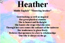 Heather / by Heather