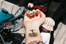 Tattoos / by Abbi Crowe