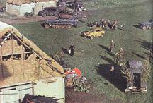 Colour WW2 photos