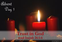 Advent 2013 / Daily Scripture readings for the celebration of Advent
